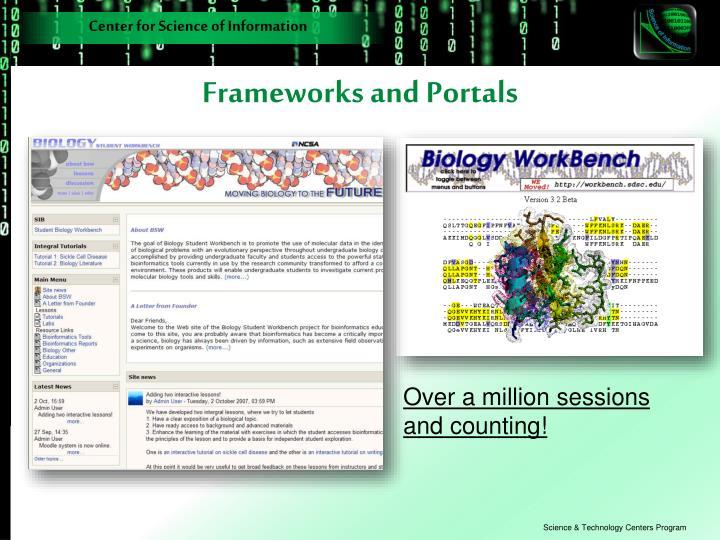 Frameworks and Portals