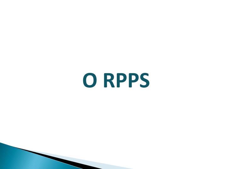 O RPPS