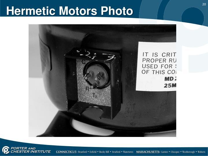 Hermetic Motors Photo