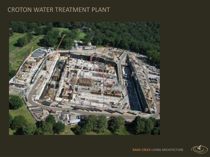CROTON WATER TREATMENT PLANT