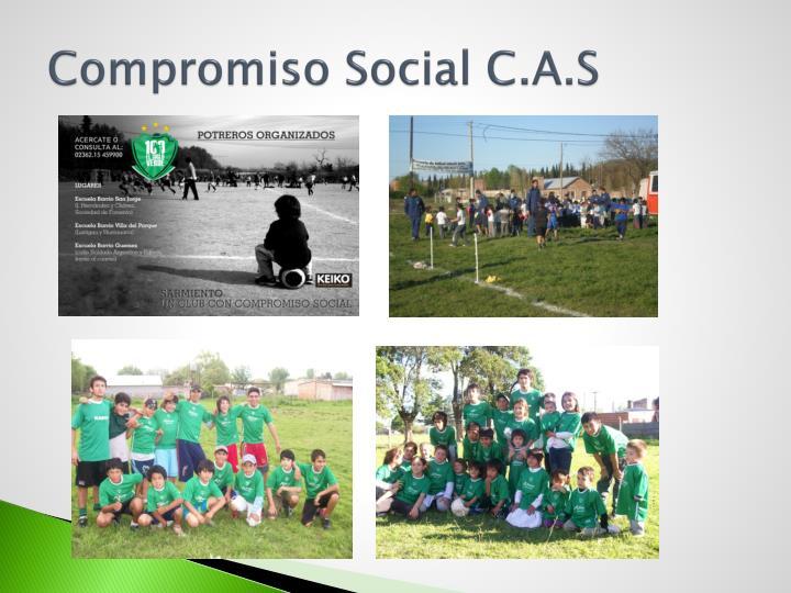 Compromiso Social C.A.S