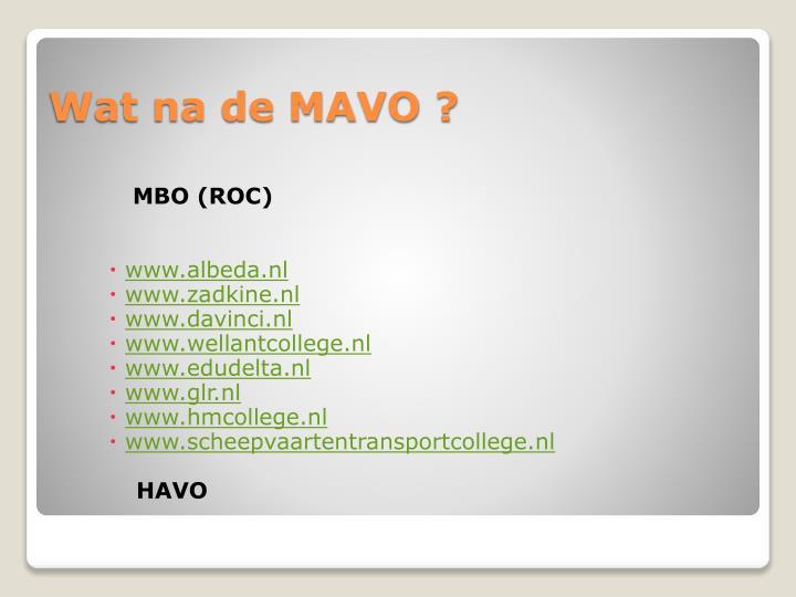 MBO (ROC)