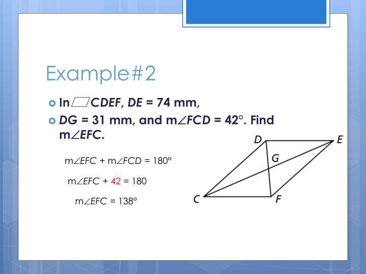 Example#2