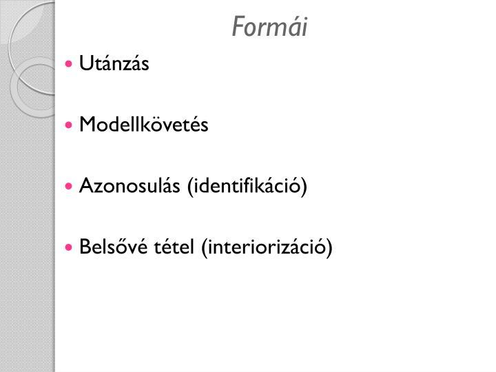 Formái