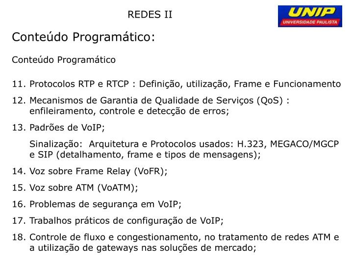 Redes ii1
