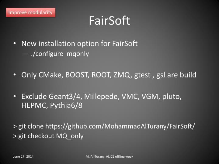 FairSoft
