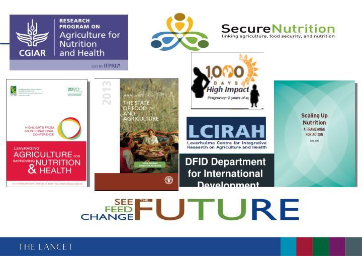 DFID Department for International