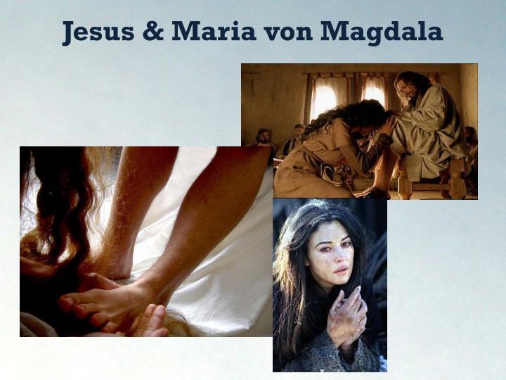 Jesus & Maria von