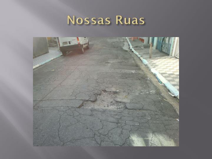 Nossas Ruas