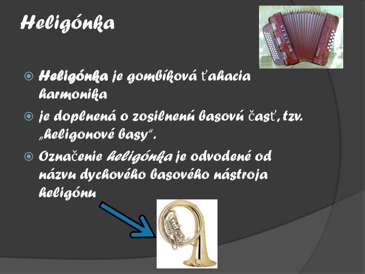 Heligónka