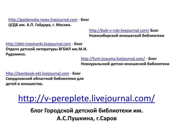 http://v-pereplete.livejournal.com/