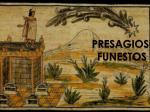 presagios funestos