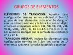 grupos de elementos1