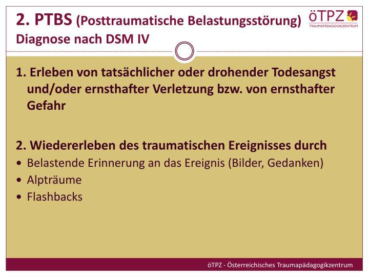 2. PTBS