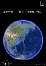 location tokyo kanto japan