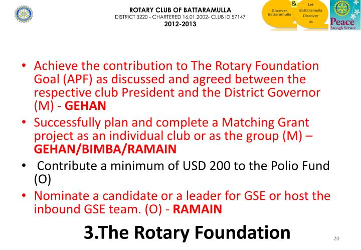 3.The Rotary