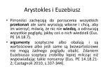 arystokles i euzebiusz