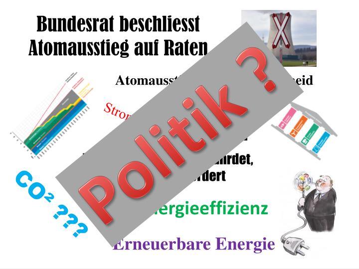 Bundesrat beschliesst
