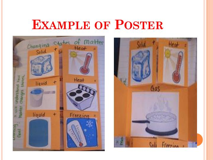Example of Poster