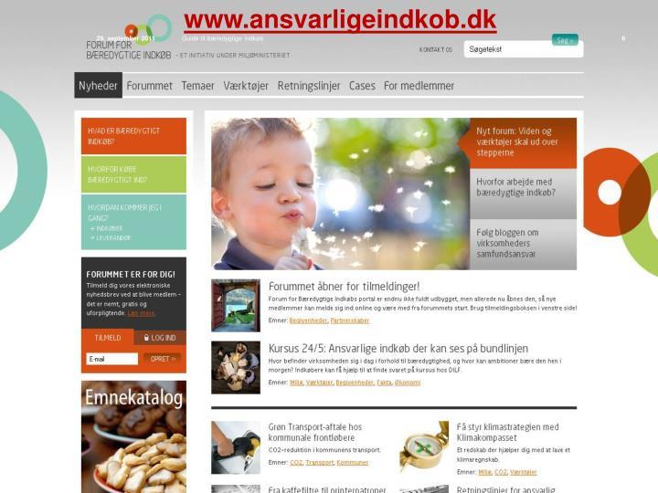 www.ansvarligeindkob.dk