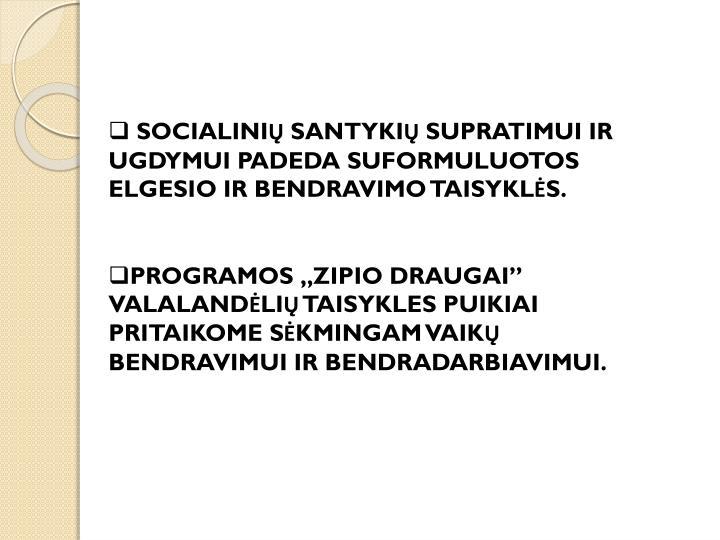SOCIALINI