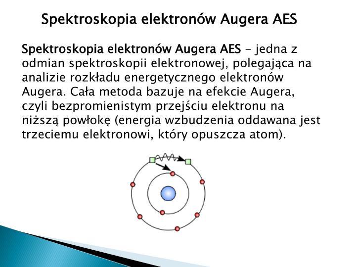 Spektroskopia elektronów