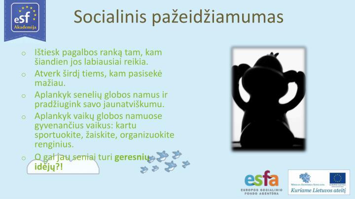 Socialinis pažeidžiamumas