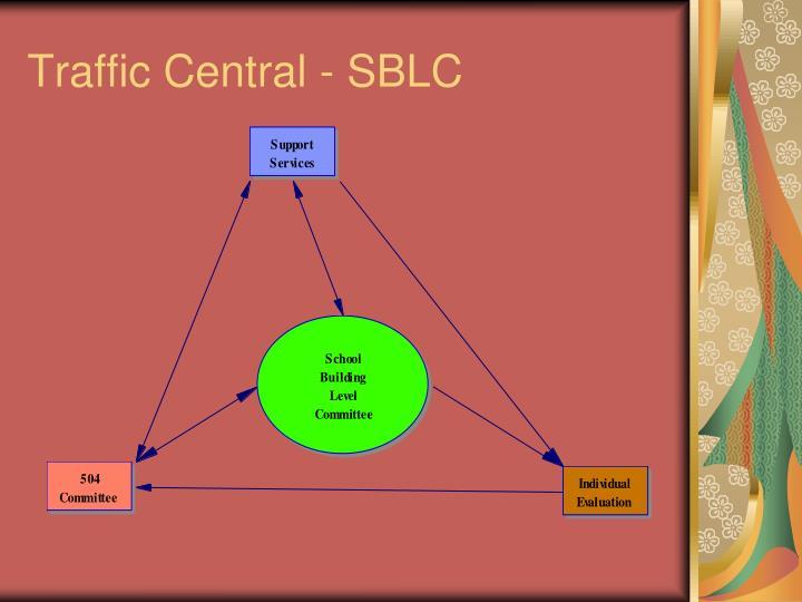 Traffic Central - SBLC