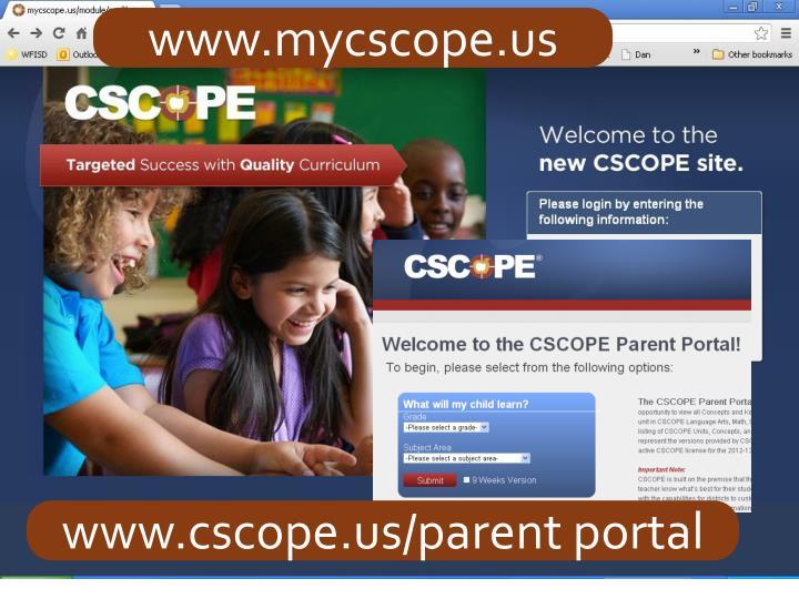 www.mycscope.us