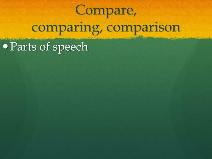 Compare,