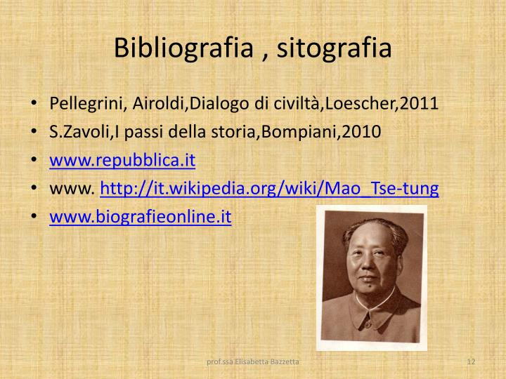 Bibliografia ,