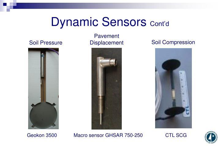 Dynamic Sensors
