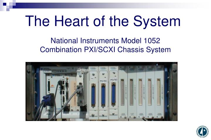 The Heart of the System