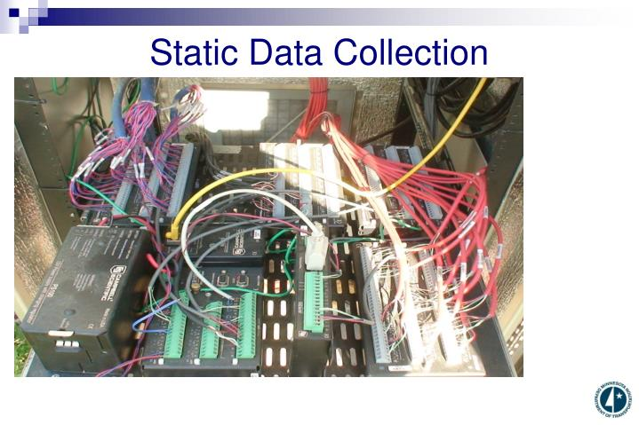 Static Data Collection