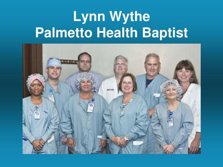 Lynn Wythe