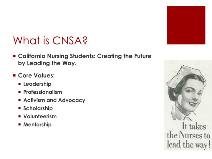 What is cnsa