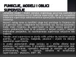 funkcije modeli i oblici supervizije5