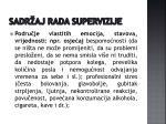 sadr aj rada supervizije3