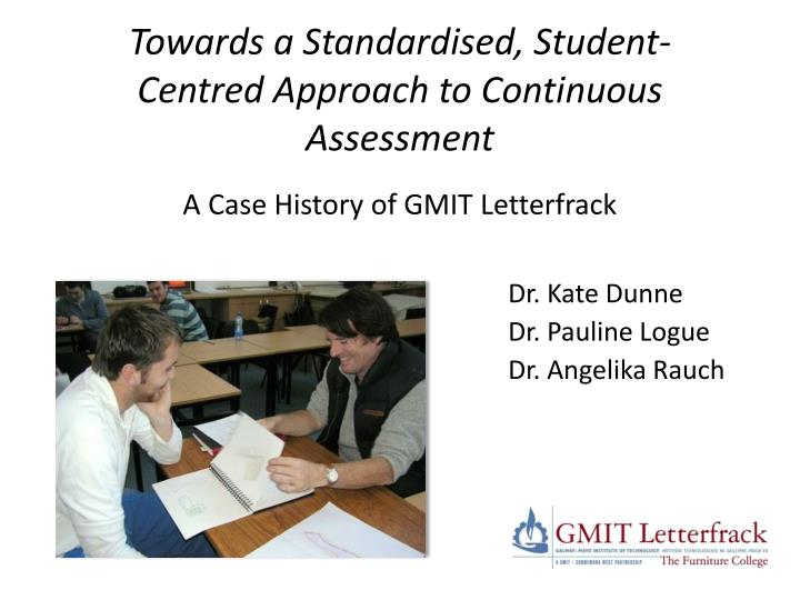 1961 and student assessment center Accommodations in assessment (you're already here) idea requires that students with disabilities take part in state or districtwide assessments  the iep team must decide if the student needs accommodations in testing or another type of assessment entirely.