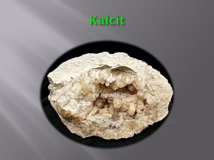 Kalcit