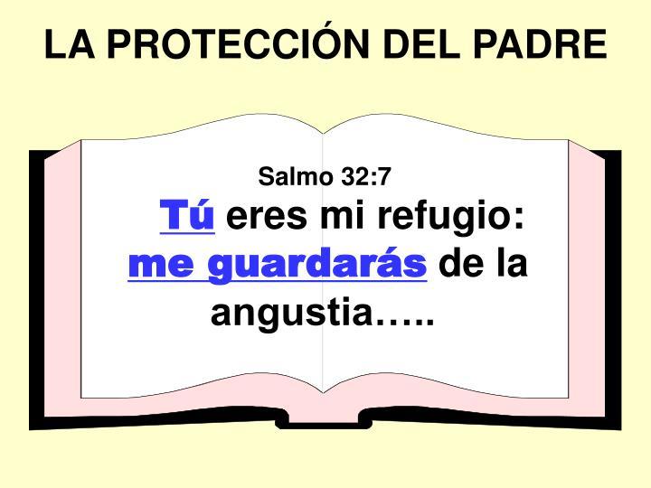 LA PROTECCIÓN DEL PADRE