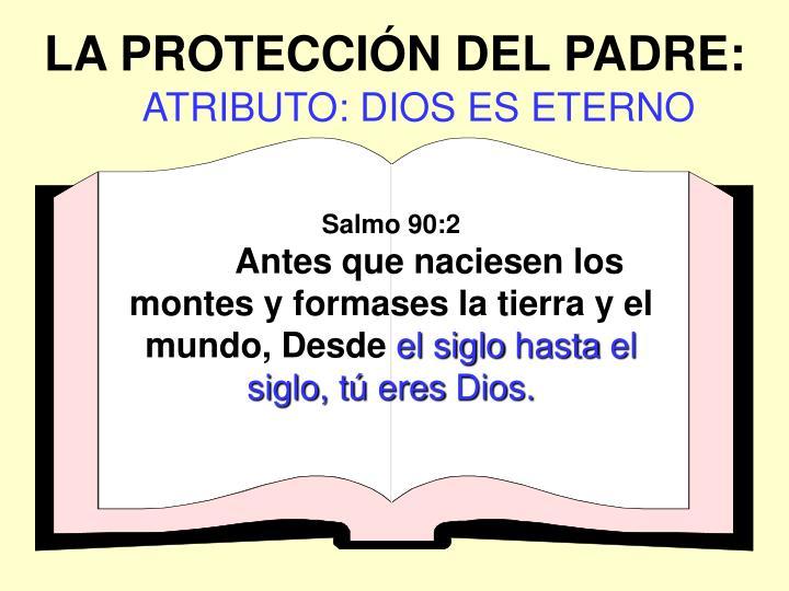 LA PROTECCIÓN DEL PADRE:
