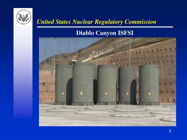 Diablo Canyon ISFSI