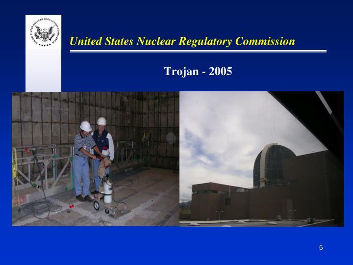 Trojan - 2005