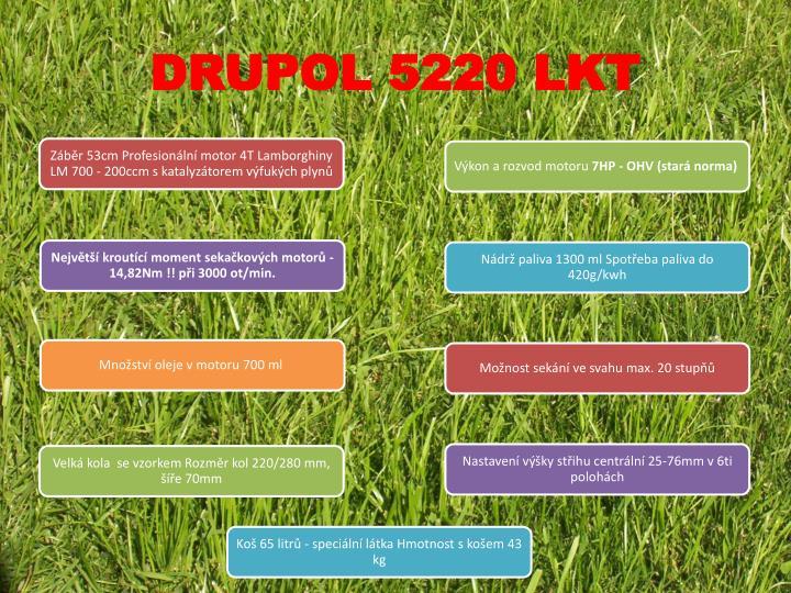 DRUPOL 5220 LKT