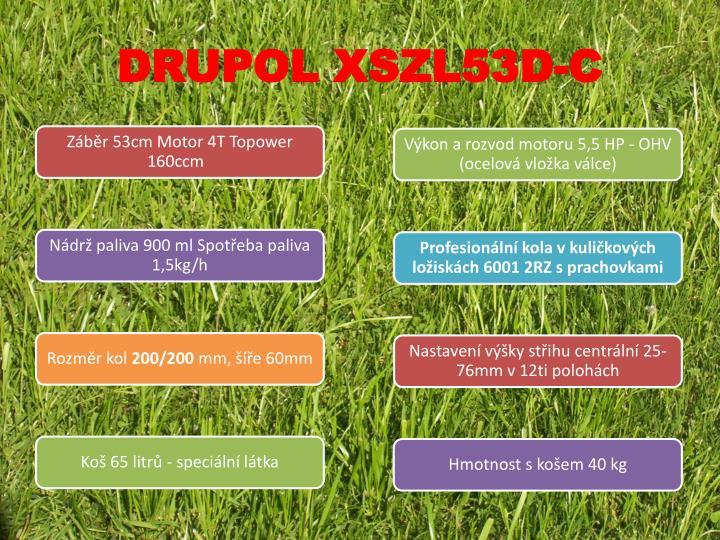 DRUPOL XSZL53D-C