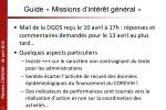 guide missions d int r t g n ral