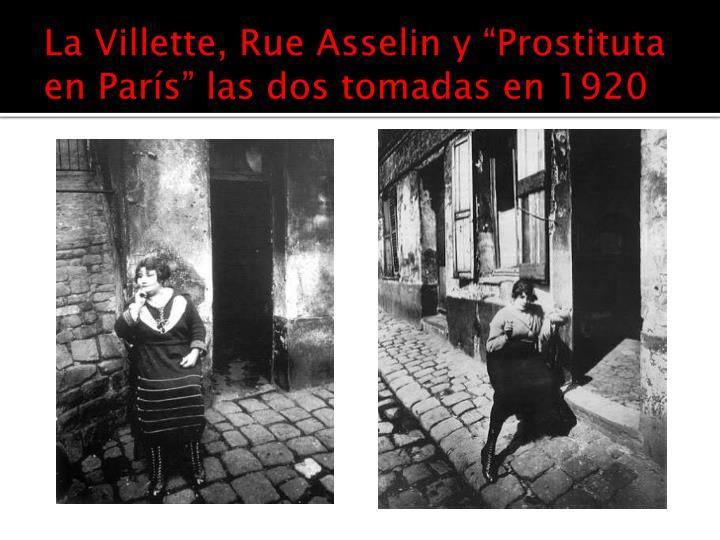trajes de prostitutas eugene atget prostitutas