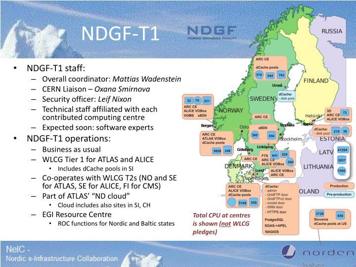 NDGF-T1
