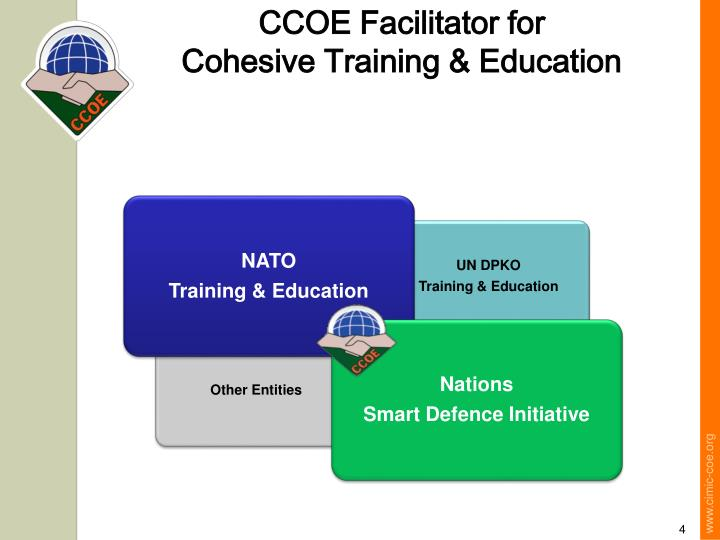 CCOE Facilitator for